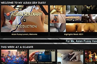 Asian Sex Diary Review